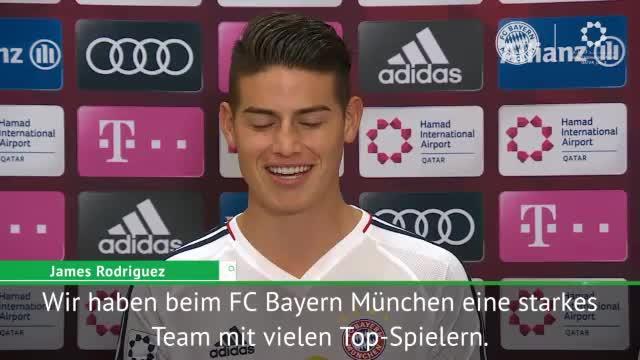 James: Können die Champions League gewinnen