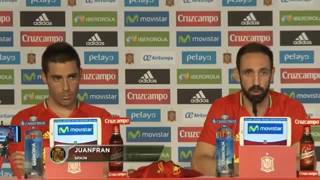 """Juanfran: Italien? """"Hoffentlich ohne Elfmeter"""""""
