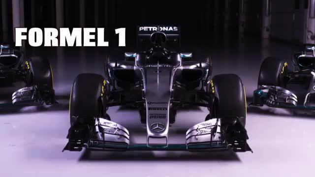F1: Rosberg vs. Hamilton: Das Duell 2016