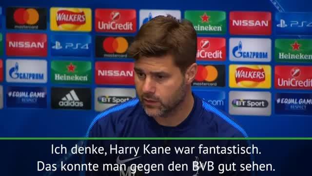 """Pochettino: """"Kane fantastisch"""", Fluch besiegt"""