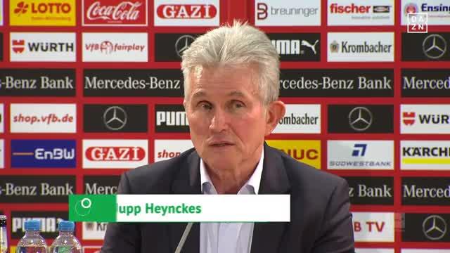 """Heynckes betont: """"War kein Arbeitssieg!"""""""