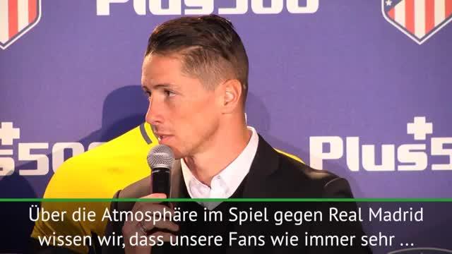 """Torres: """"Gegen Real Madrid etwas Besonderes"""""""