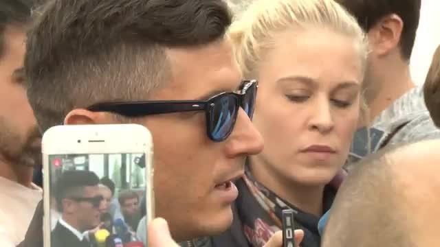 "Lewandowski: Atletico? ""Immer schwerer Gegner"""
