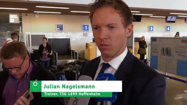 Nagelsmann hadert nach Rasgrad-Pleite