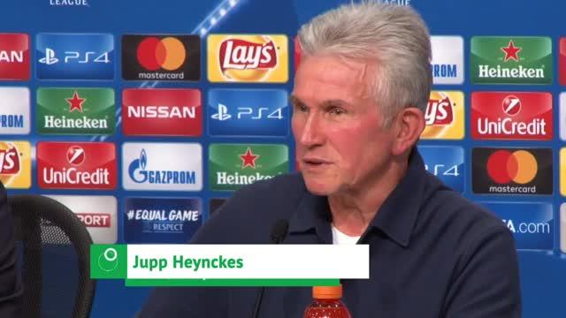"""Heynckes: WM? """"Titelverteidigung im Anmarsch"""""""