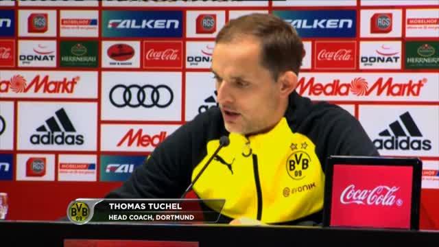 Tuchel: Das lief in Halbzeit eins schief