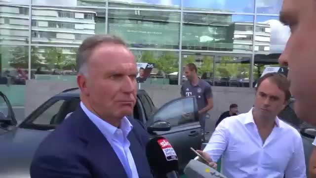 "Rummenigge rät Ribery: ""Damit cool umgehen"""