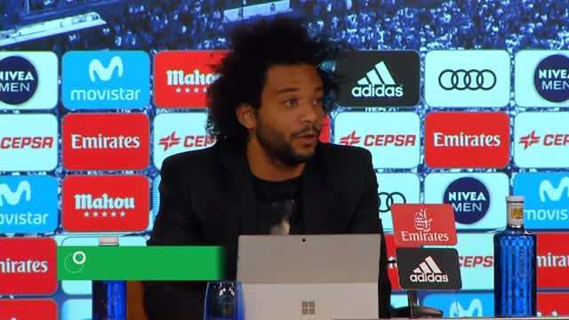 Das sagt Marcelo zu den Pfiffen gegen Bale