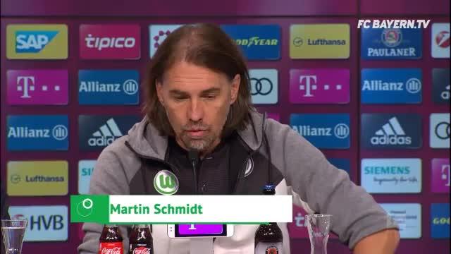 """Schmidt nach FCB: Dankbar für """"zwei Geschenke"""""""