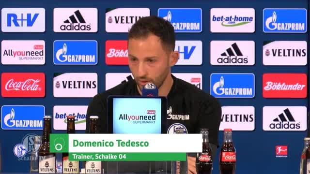 """Tedesco: """"Gegen Bayern müssen wir mutig sein"""""""