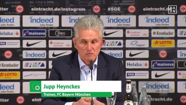 """Heynckes: Herbstmeister? """"Nicht von Bedeutung"""""""