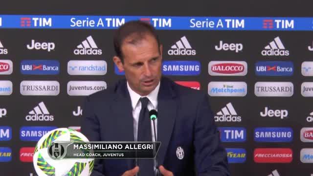 "Cagliari-Dreier? Allegri: ""Team hat Charakter"""