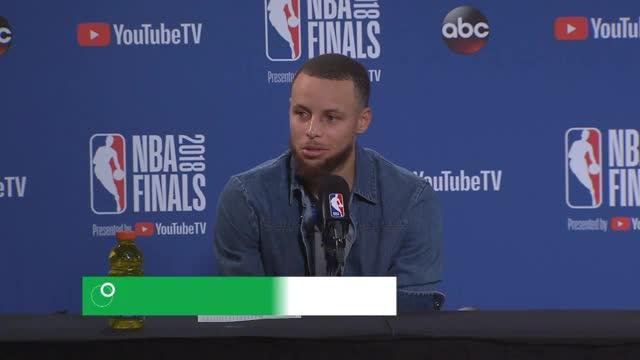 """Curry zum Dreier-Rekord: """"Ziemlich cool"""""""