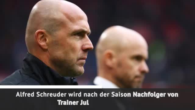 Hoffenheim: Schreuder übernimmt für Nagelsmann