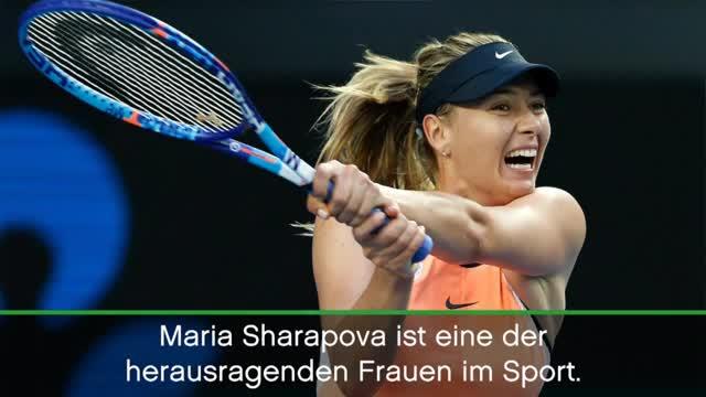 """Becker über Sharapova: """"Tennis mehr schätzen"""""""