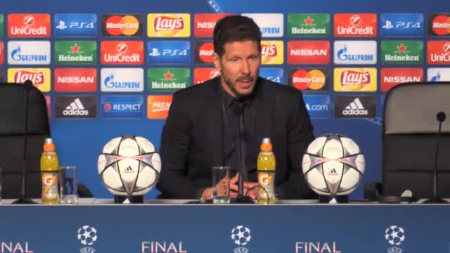 "Simeone: ""Real Madrid war besser"""