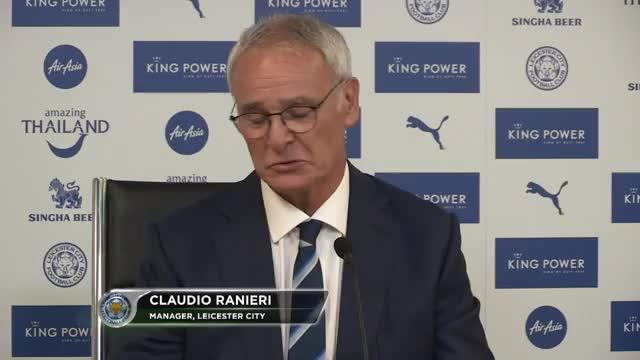 """Ranieri: """"Hätten mehr verdient gehabt"""""""
