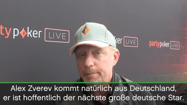 """Zverev-Coach? Becker: """"Sehen, was Zukunft bringt"""""""