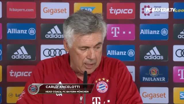 """Ancelotti: FCB und Bundesliga? """"Ehre für mich"""""""