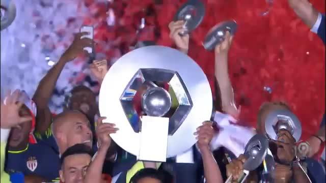 Chapeau, AS Monaco! Falcao stemmt die Schale
