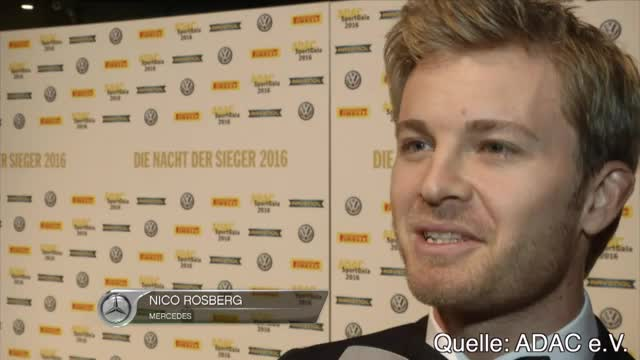 Rosberg: Im Motorsport involviert bleiben