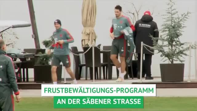 FCB statt DFB! Frust-Abbau für Müller und Co.