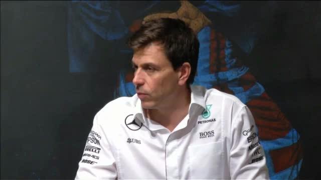 F1: Wolf spricht über Stallorder