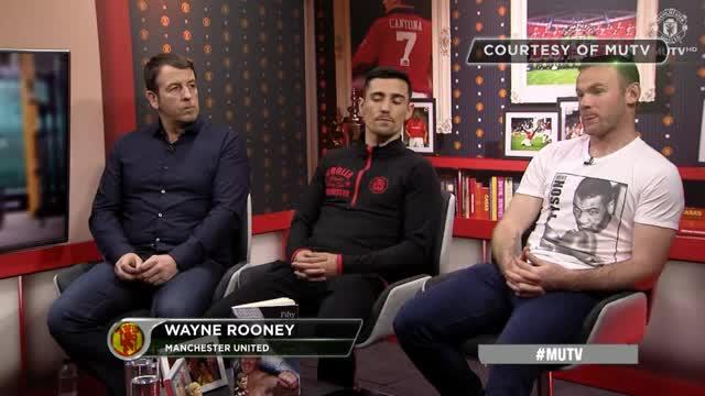 """Rooney: """"Rashford wird ein großer United-Star"""""""