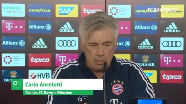 Ancelotti: So steht es um Neuer, Thiago und Co.