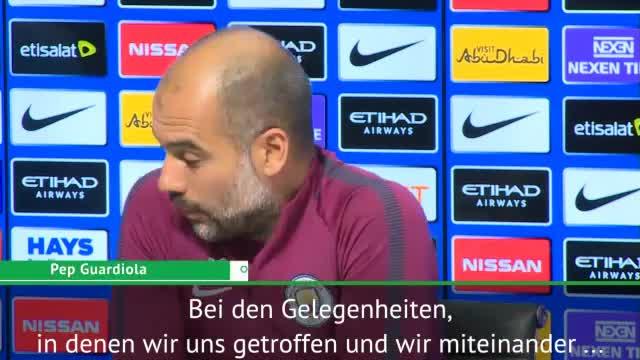 """Guardiola: Pochettino-Vorwurf? """"Nie respektlos"""""""