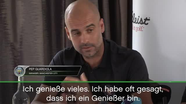 """Pep Guardiola """"glücklich"""" mit City-Neuzugängen"""