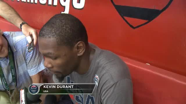 """Durant: Anthony? """"Sah als Kind zu ihm auf"""""""