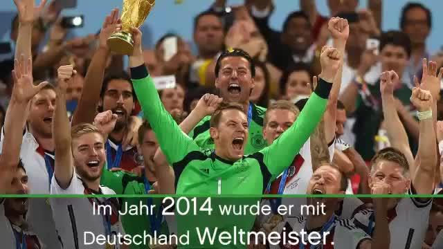 Born this Day: Manuel Neuer wird 31 Jahre alt