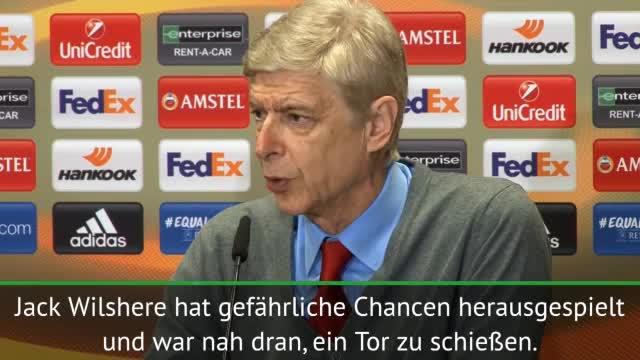 """Wenger nach Köln: """"Definitiv kein Elfmeter"""""""