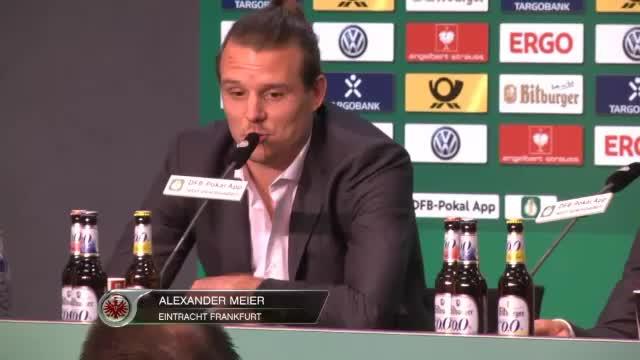 """Meier vor Finale: """"Größtes Spiel der Karriere"""""""