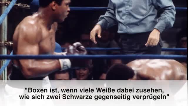 Boxen: Muhammad Alis beste Sprüche