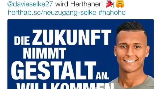 Hertha statt Werder! Selke-Wechsel fix