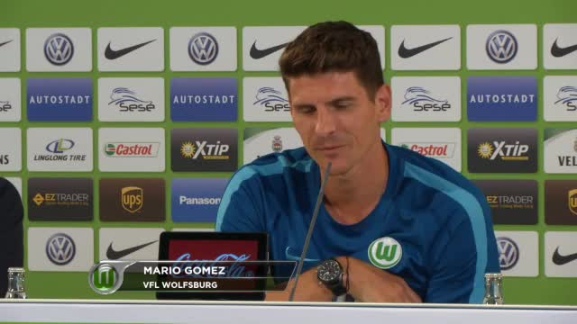 Gomez: Einer muss Draxler ja bei Laune halten