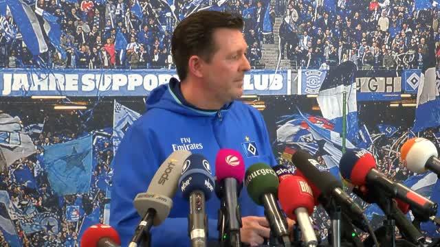 Titz: Trainerjob beim HSV keine Rufbeschädigung