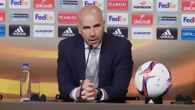 """Ajax-Coach Bosz nach 0:2: """"Sehr enttäuschend"""""""