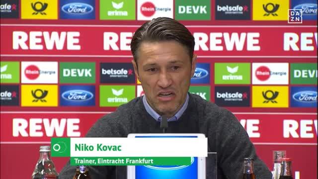 "Kovac: ""Tut mir wahnsinnig leid für den FC"""
