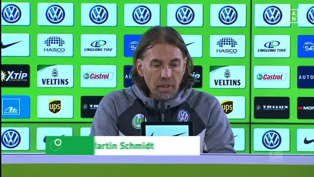 """Schmidt zufrieden: """"Guter Punkt für die Moral"""""""