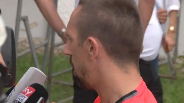 "Ribéry: ""Sehr schwere Situation"" nach Amoklauf"