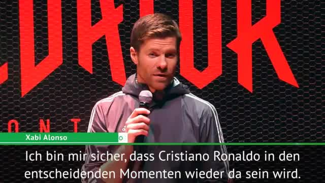 Alonso: Ronaldo ist da, wenn Real ihn braucht