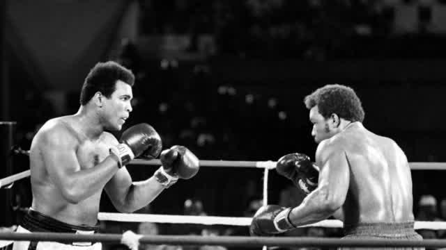 Boxen: Foreman über Ali: Vom Feind zum Freund