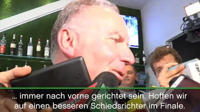 Rummenigge verteidigt Ancelotti gegen Kritik