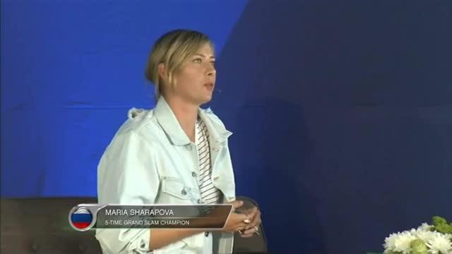 """Doping-Sünderin Sharapova: """"Habe es geschafft"""""""