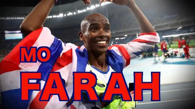 Farah, eine britische Legende