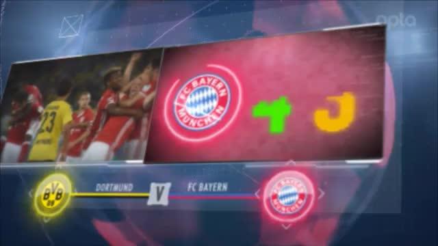 Fünf Fakten vor Topspiel Dortmund gegen Bayern