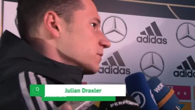 """Draxler: """"Viel Schrott über Neymar geschrieben"""""""